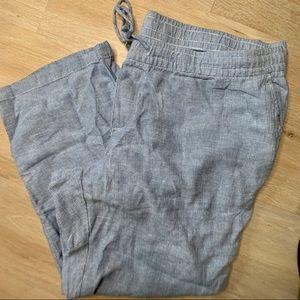 Old navy pinstripe pant xxl